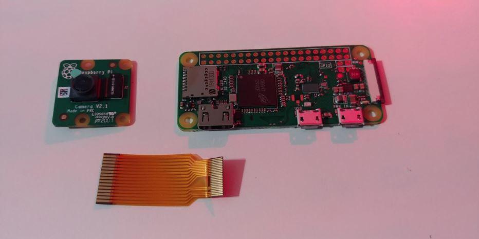 raspberry pi zero w with wireless g and bluetooth