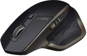 Mouse with hires mouse